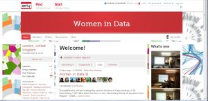 13 04 14 Women in Data