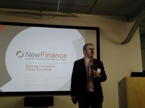Eddie George - Banking Disrupters: Virtual Currencies