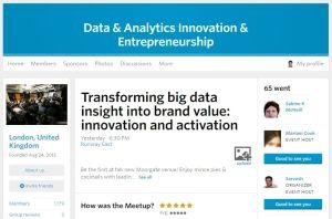 15 12 03 Big Data Meetup